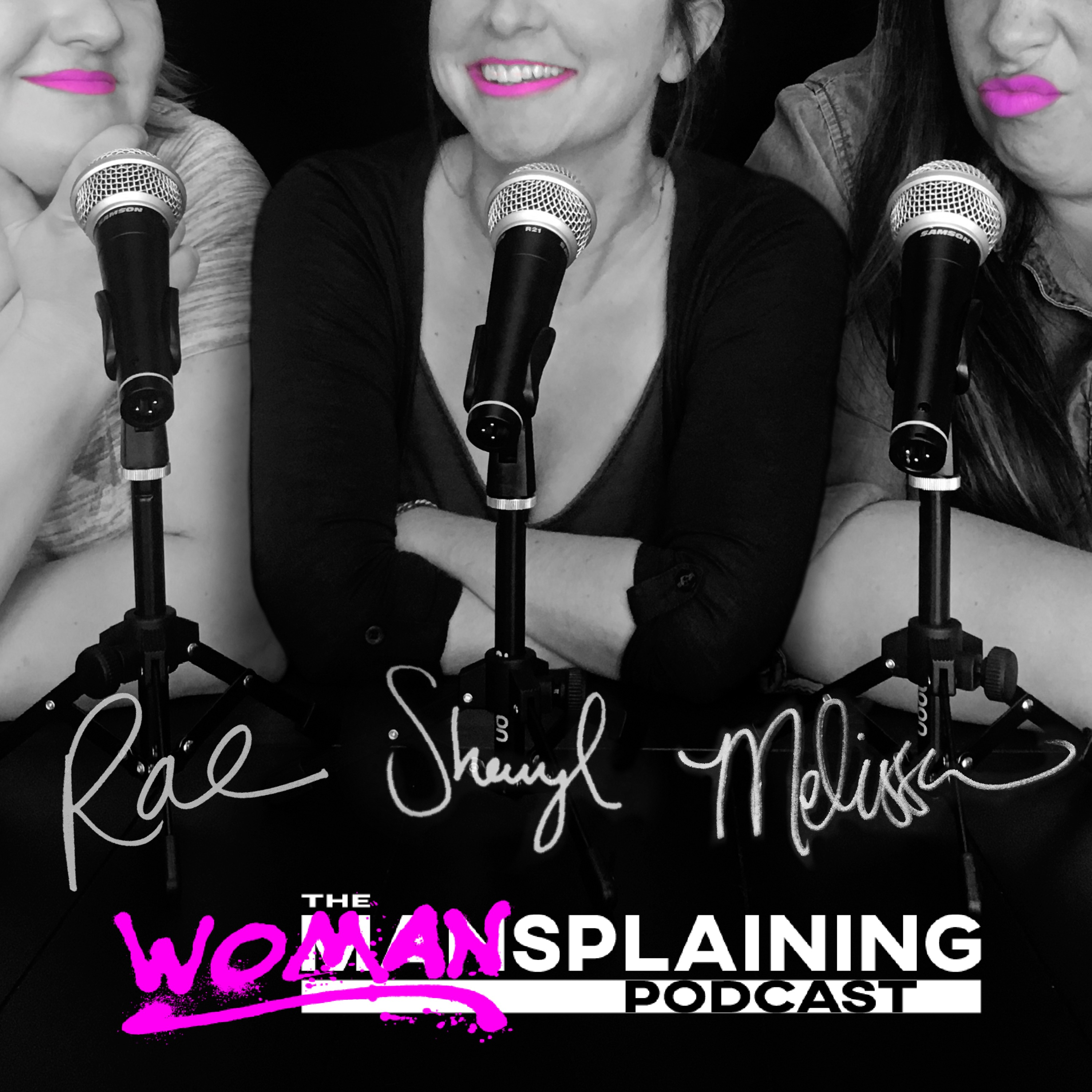 Rae Reynolds from The Womansplaining Podcast